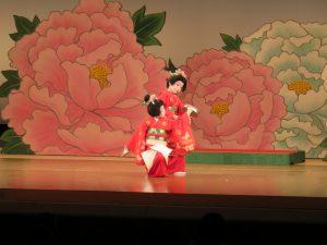日本舞踊 胡蝶2