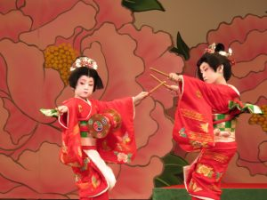 日本舞踊 胡蝶1